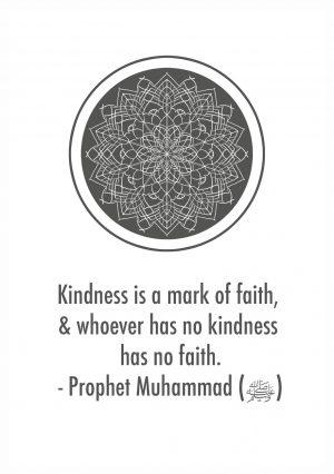 Prophet Muhammad (ﷺ) Hadith Art