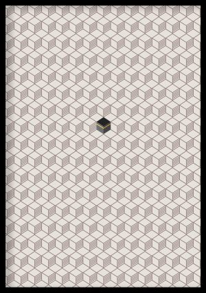 Kaabah Graphic Wall Print